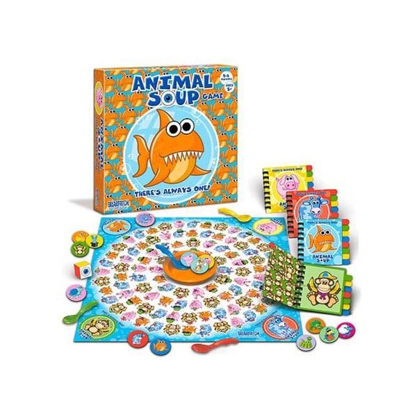 "Animal Soup ""There's Always One"" Game"