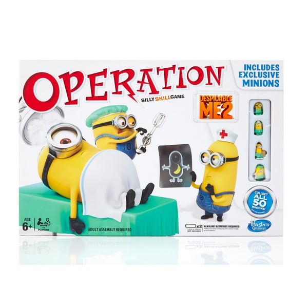 Operation - Despicable Me 2 Edition