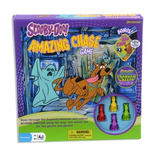 Scooby-Doo Amazing Chase Game