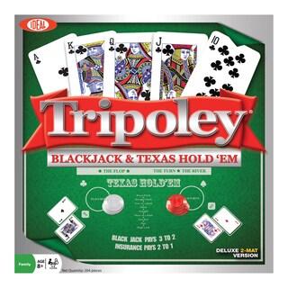 Tripoley Black Jack & Texas Hold 'Em