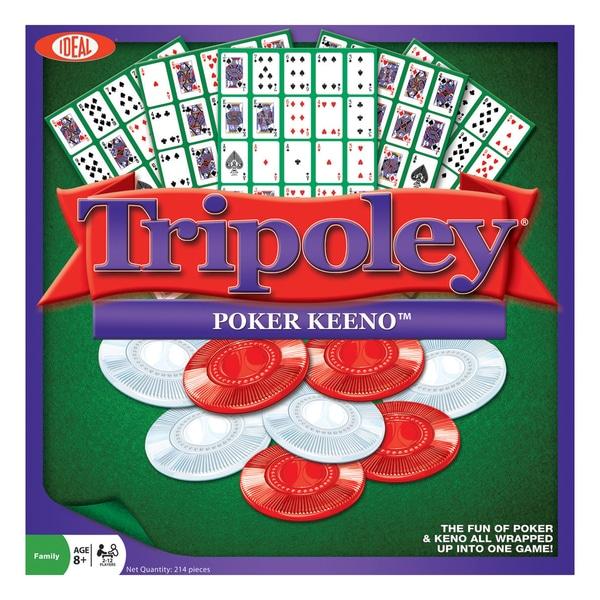 Tripoley Poker Keeno