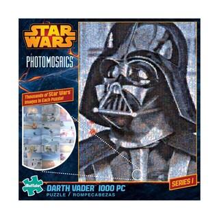 Star Wars Photomosaics - Darth Vader: 1000 Pcs