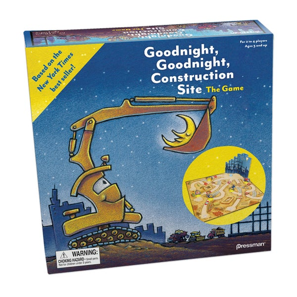 Goodnight, Goodnight, Construction Site Game