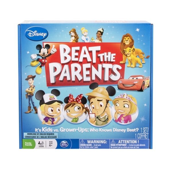 Disney Beat the Parents