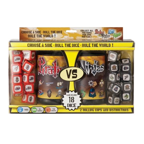 AVA Challenger Series - Set #2: Pirates vs. Ninjas Dice Game