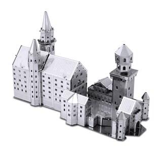 Metal Earth 3D Laser Cut Model - Neushwanstein Castle