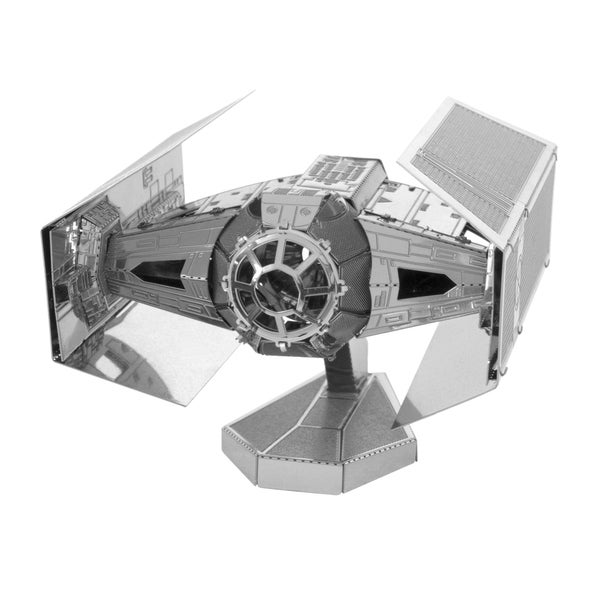 Metal Earth 3D Laser Cut Model - Star Wars: Darth Vader's TIE Fighter