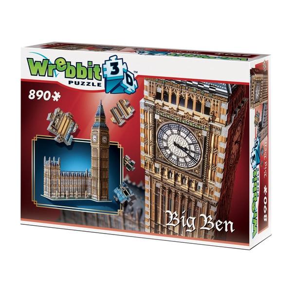 Big Ben 3D Puzzle: 890 Pcs 14422398
