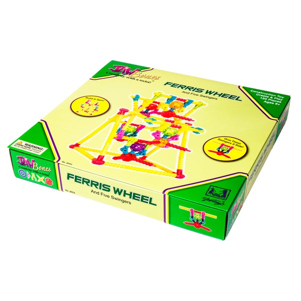Jawbones Ferris Wheel Boxed Set: 150 Pcs