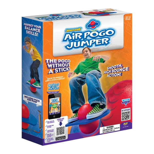 Air Kicks - Jumparoo Air Pogo Jumper