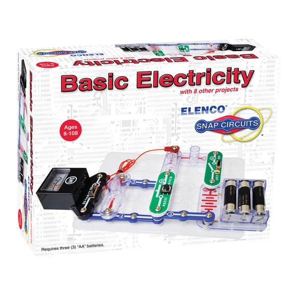 Snap Circuits Mini Kit: Basic Electricity