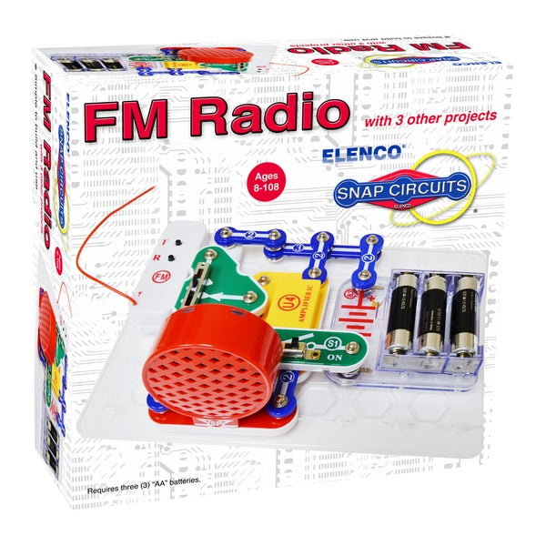 Snap Circuits Mini Kit: FM Radio
