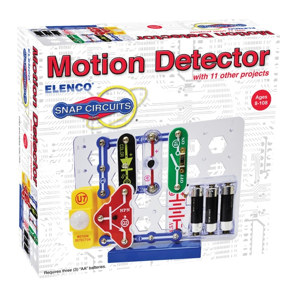 Snap Circuits Mini Kit: Motion Detector