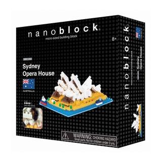 nanoblock Sites to See Level 4 - Sydney Opera House: 430 Pcs
