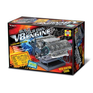 Haynes Build Your Own V8 Engine