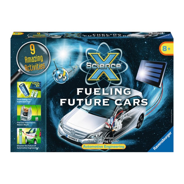 Science X Maxi - Fueling Future Cars