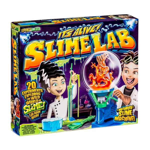 It's Alive! Slime Lab