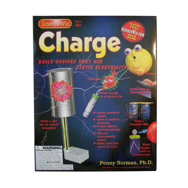 ScienceWiz Charge Kit