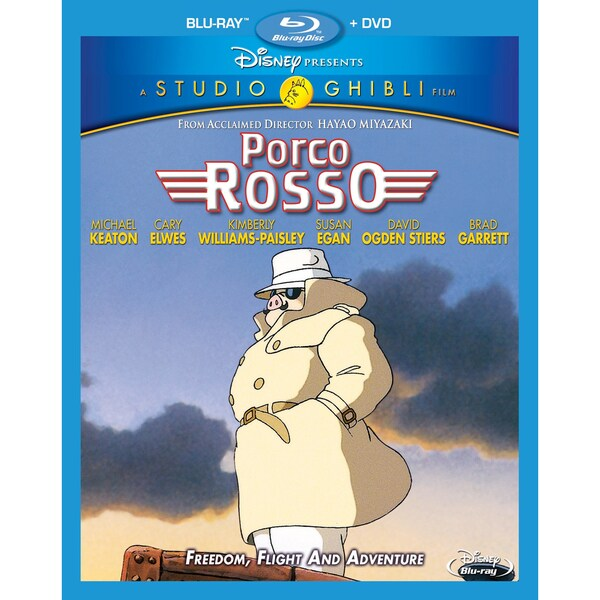 Porco Rosso (Blu-ray/DVD) 14425289