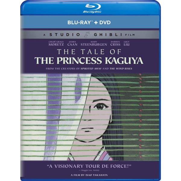 The Tale Of The Princess Kaguya (Blu-ray/DVD) 14425301
