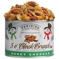 Feridies 5 o'Clock Crunch Snowman Honey Cheddar Can