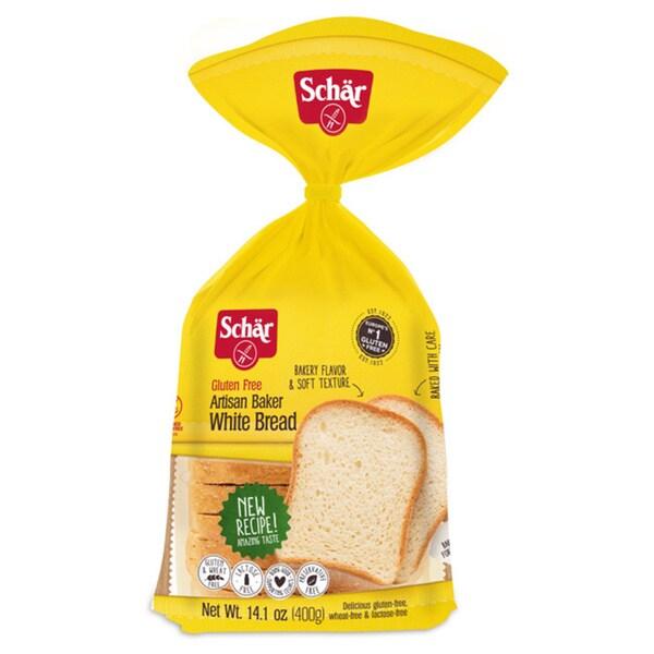 Schar Gluten-free Classic White Bread (Case of 6)