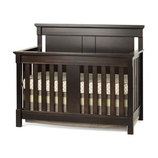 Bradford 4-in-1 Lifetime Convertible Crib