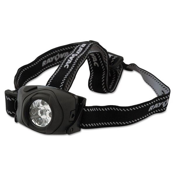 Rayovac Virtually Indestructible Black Flashlight