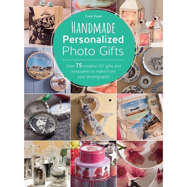 David & Charles Books-Handmade Personalized Photo Gifts