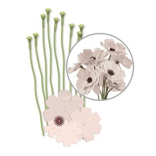 We R Crepe Paper Flowers Kit-White