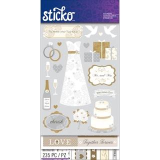 Sticko Flip Pack-Wedding