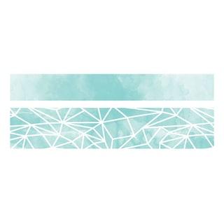 We R Watercolor Washi Tape 2/Pkg-Arctic