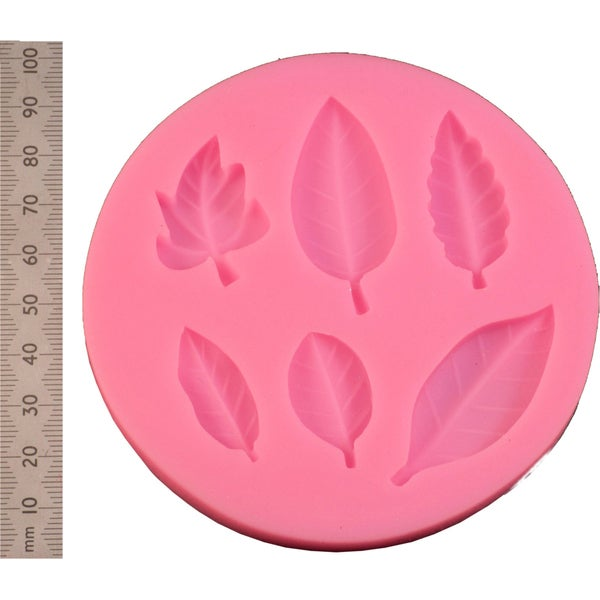 WOW! Silicone Mold-Autumn Leaves