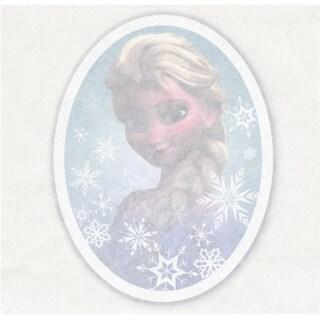 Disney Frozen Iron-On Transfer-Elsa