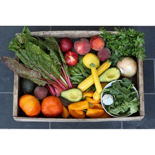 Out of the Box Collective Jumbo Fruit and Veggie Box