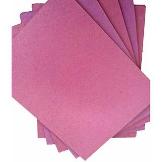 ELEPHANT DUNG PAPER (25pc) - Light Purple (Sri Lanka)