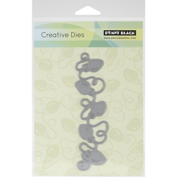 "Penny Black Creative Dies-Sparkle String, 1.5""X5.75"""