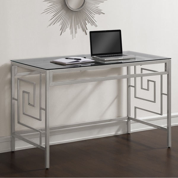 Greek Key Writing Desk