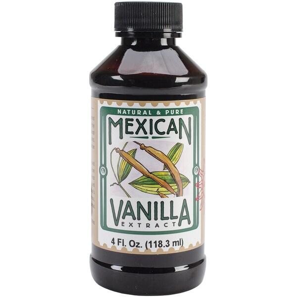 Mexican Vanilla Extract-4oz