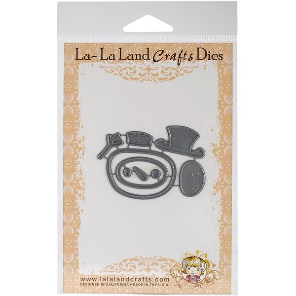 La-La Land Die-Build-A-Snowman