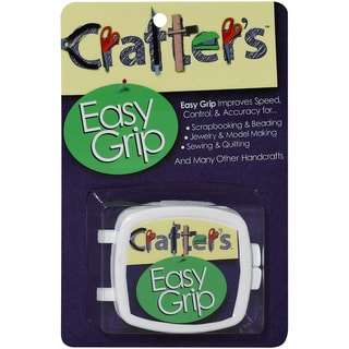 Crafter's Easy Grip Fingertip Grip Enhancer-Clear
