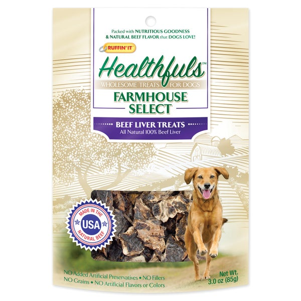 Healthfuls Liver Treats 3oz