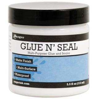 Glue N' Seal 3.5oz-Matte