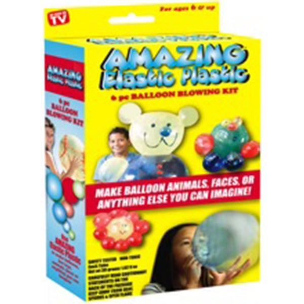 Amazing Elastic Plastic Kit