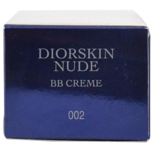 Dior Diorskin Nude BB Creme Nude Glow Skin Perfecting SPF 10 # 002 Beauty Balm 14428287