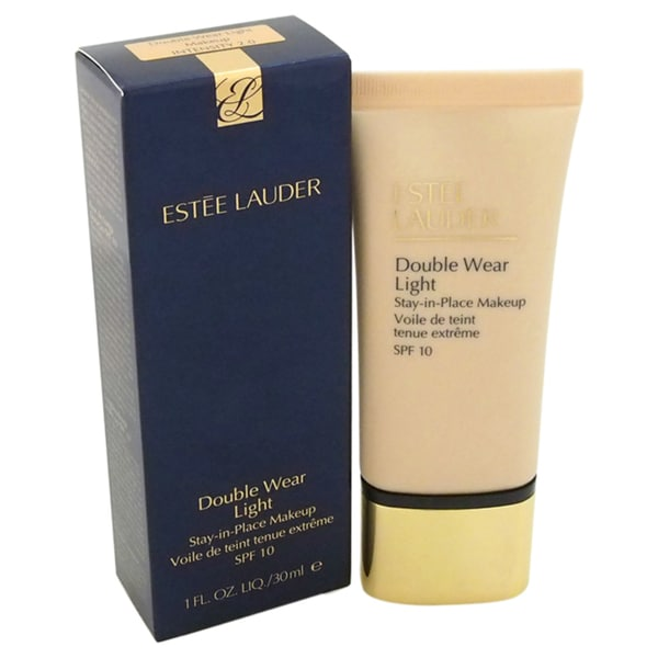 Estee Lauder Double Wear Light Stay-In-Place SPF 10 Intensity 2.0 Makeup