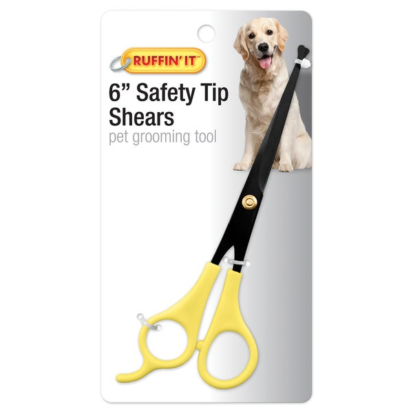 Comfort Grip Grooming Shears