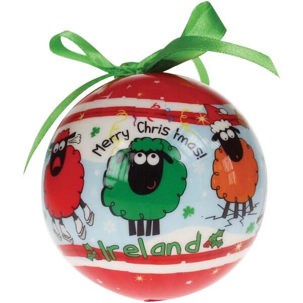 Wacky Woolies Christmas Ornament