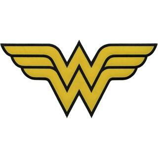 "DC Comics Patch-Wonder Woman Insignia 12""X6"""