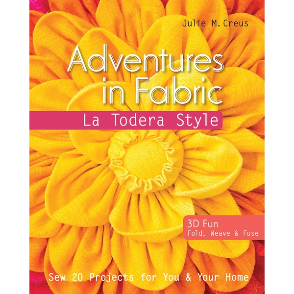 Stash Books-Adventures In Fabric